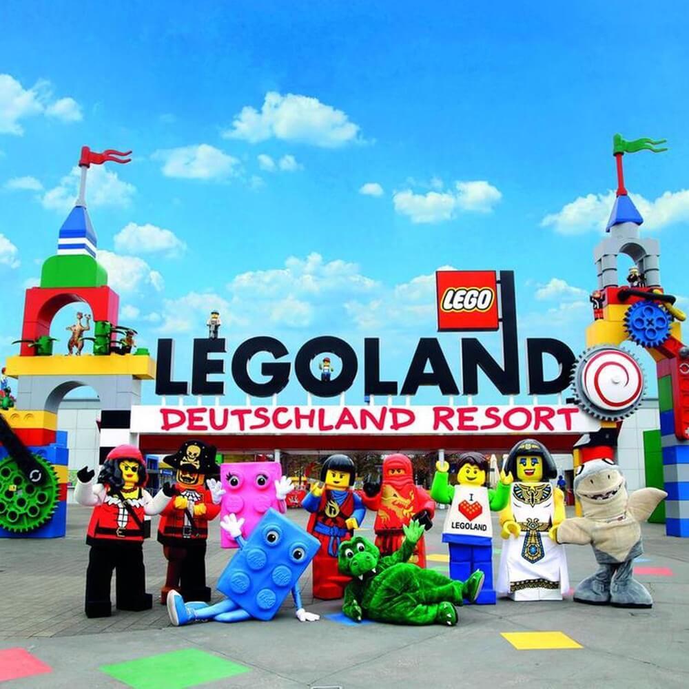 Almanya Legoland Turu