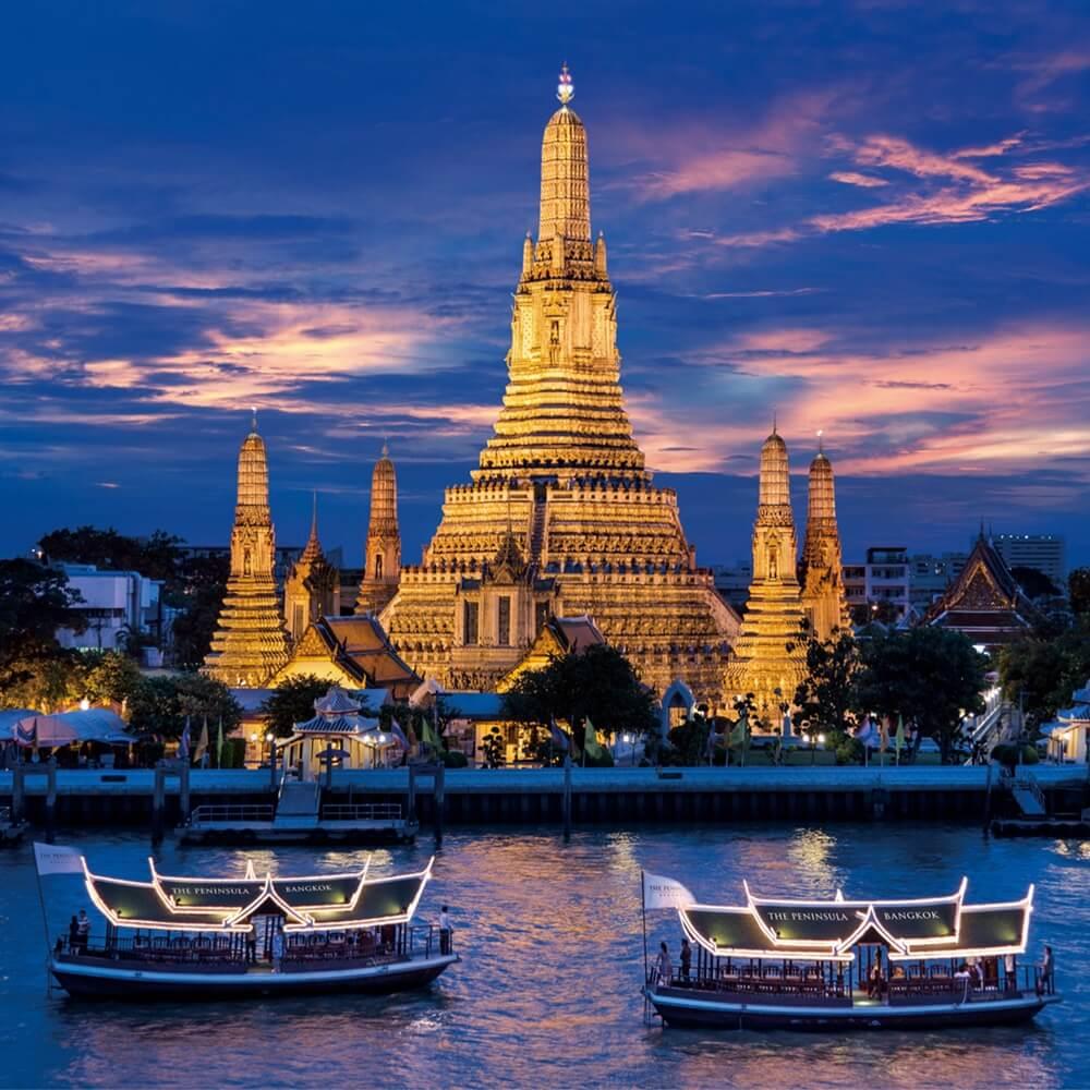 Bangkok & Phuket Turu