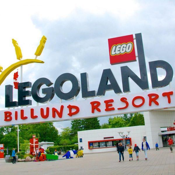 Danimarka Legoland Turu