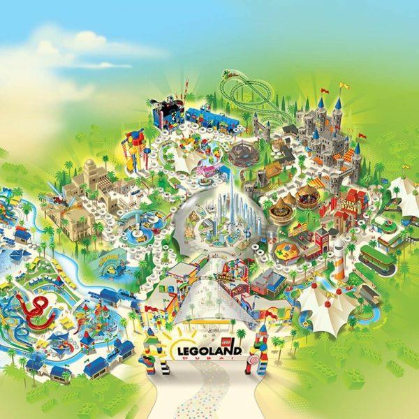 Dubai Legoland Turu