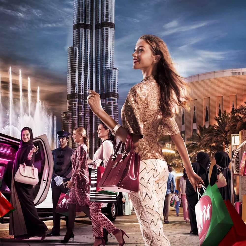 Dubai Shopping Festival Turu