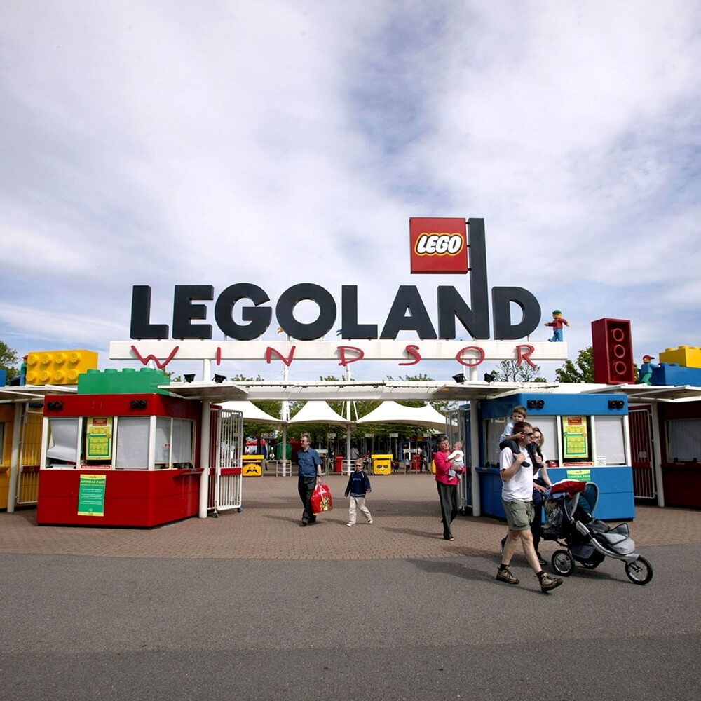 Londra Legoland Turu
