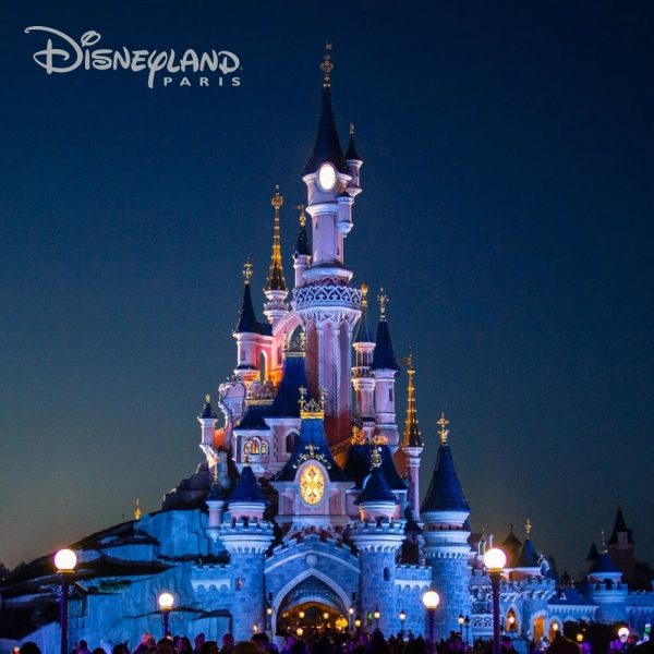 Paris Disneyland Turu
