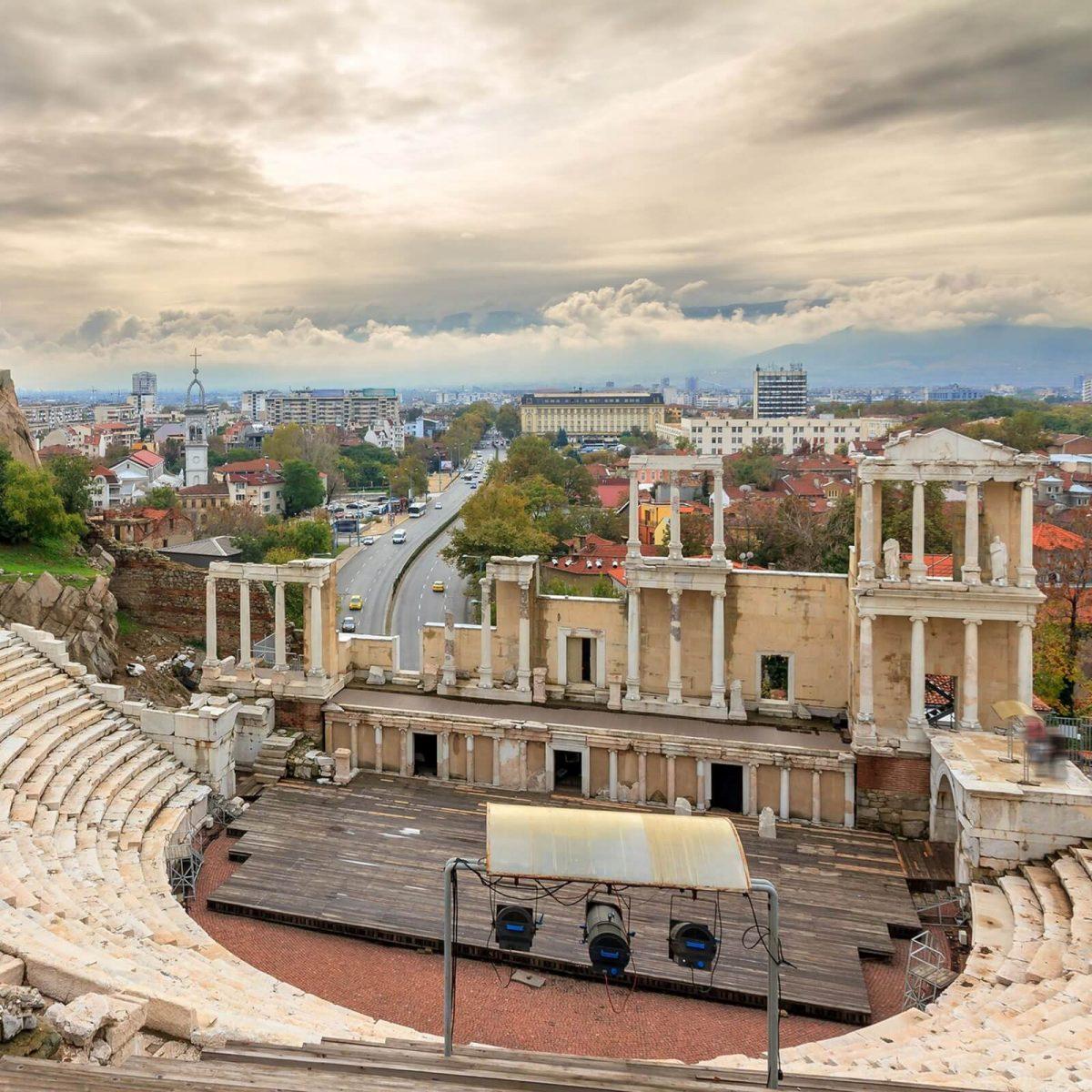 Plovdiv Turu