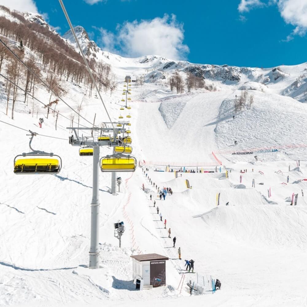 Soçi Kayak Turu