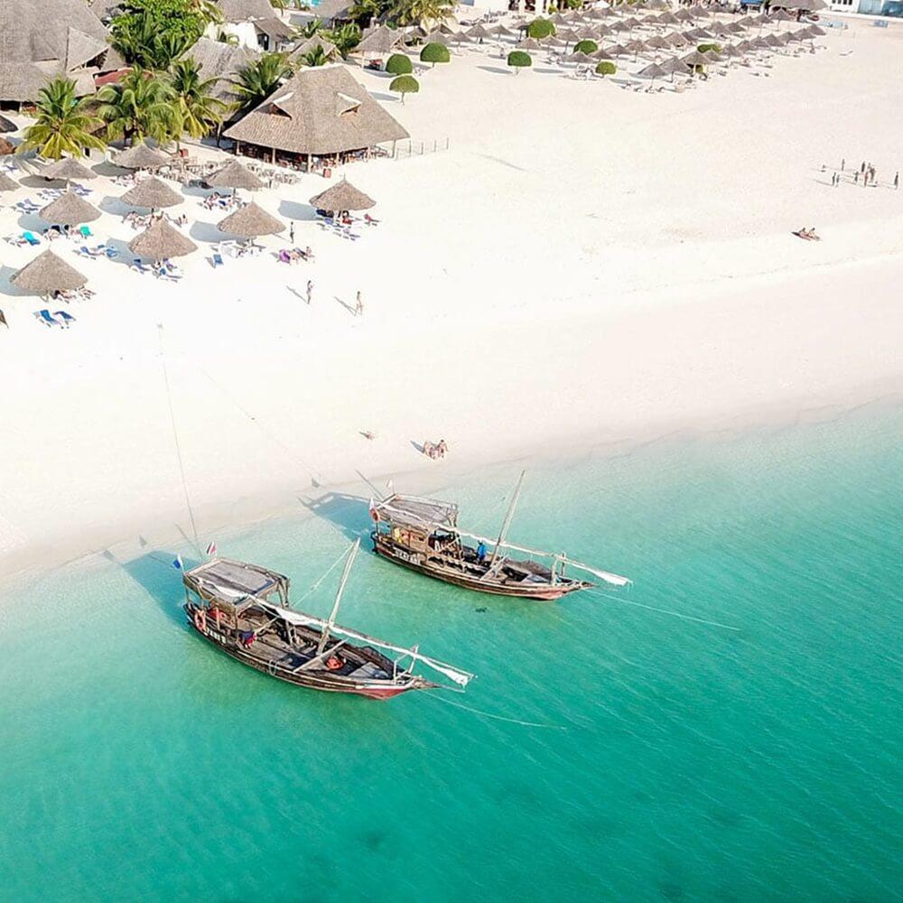 Zanzibar Balayı Turu
